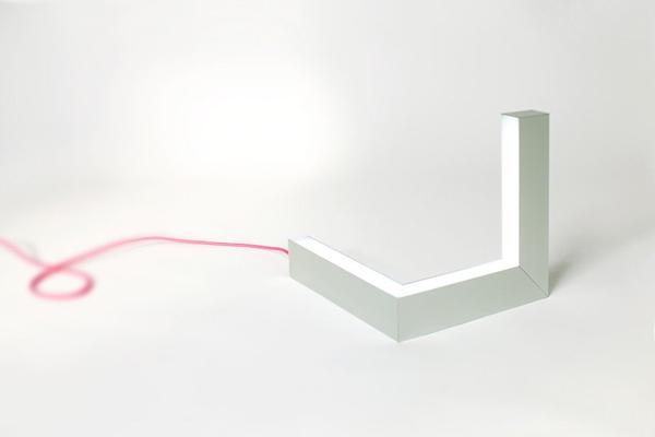 不规则形状的LED灯
