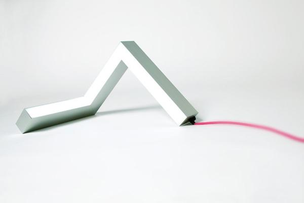 不规则形状的LED灯(二)