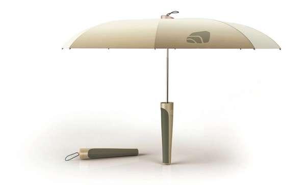 POPI 手柄存储雨伞展示
