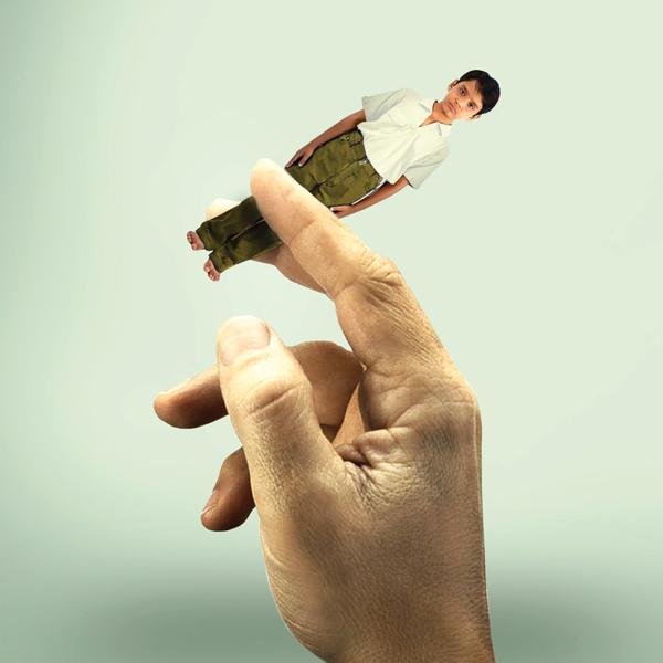 戒烟创意广告