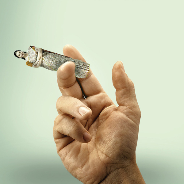 戒烟创意广告(二)