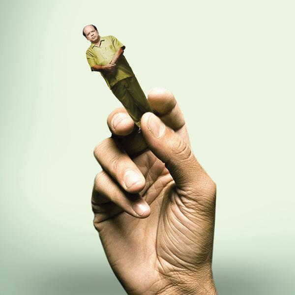 戒烟创意广告(三)
