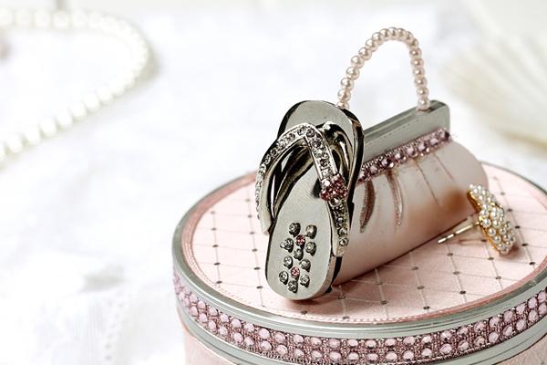 钻石拖鞋吊坠U盘(四)