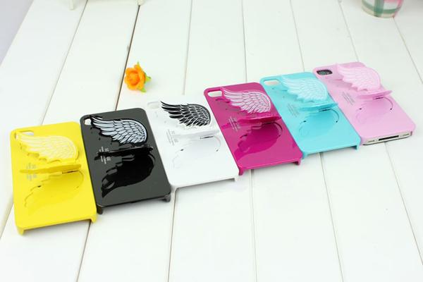 iPhone 翅膀手机壳多种颜色