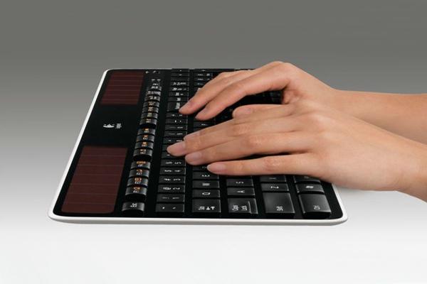 罗技 K750 太阳能无线键盘(四)