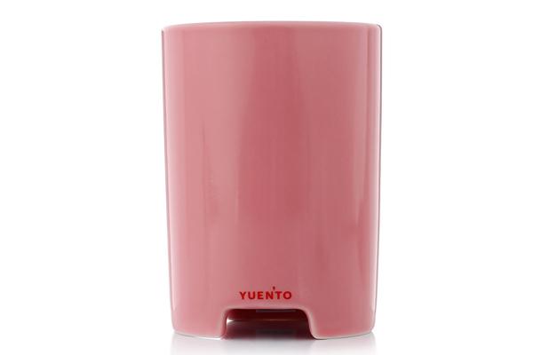 马克杯样式的播放器粉红色