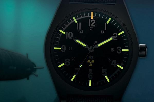 Nuclear Watch 核能手表