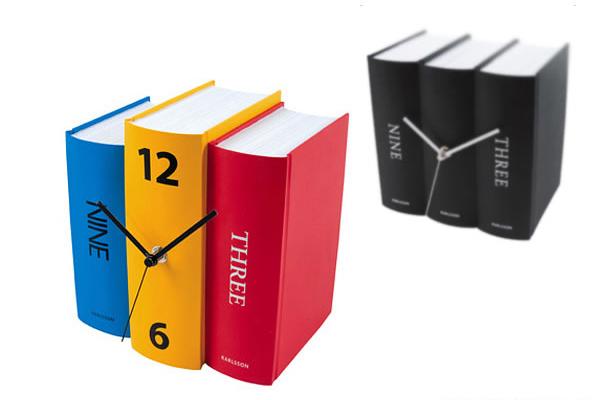 书本上的时钟(二)
