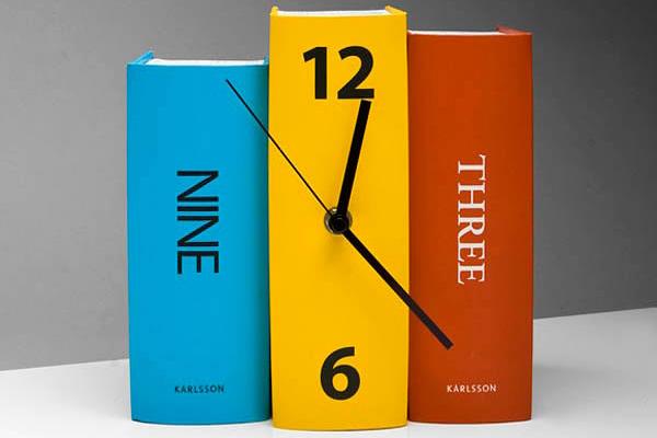 书本上的时钟(三)