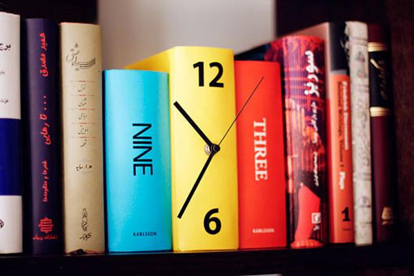 书本上的时钟(四)