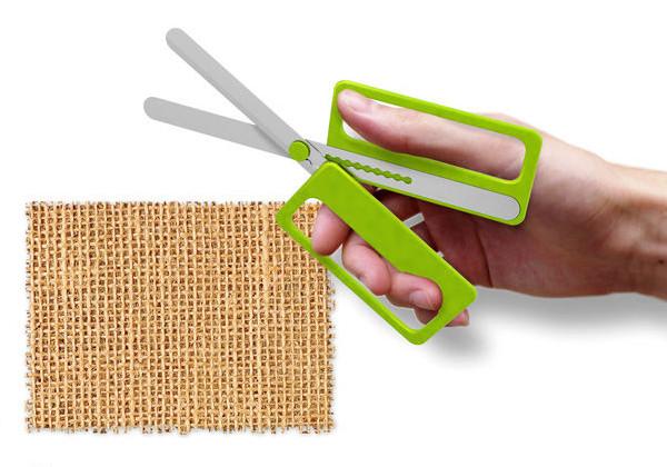 可调节长度的剪刀(二)