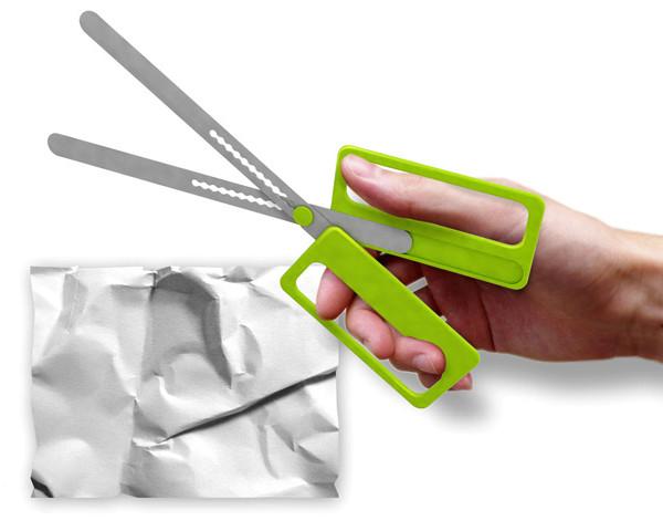 可调节长度的剪刀(三)