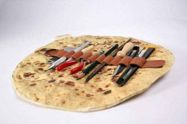 让你倍感饥饿的披萨饼笔袋(四)