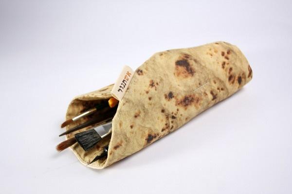 让你倍感饥饿的披萨饼笔袋(五)