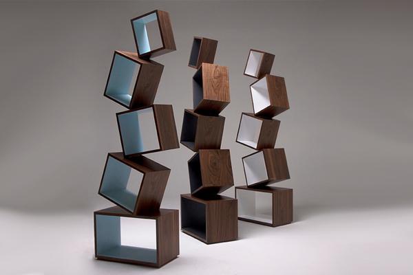 平衡书柜(二)