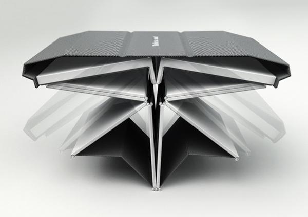 折叠书本凳子(四)
