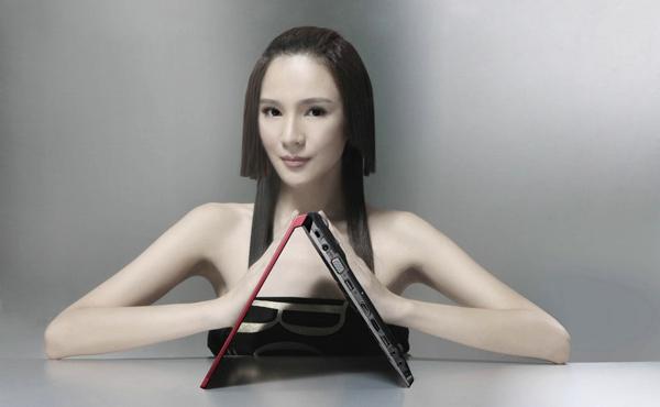 联想笔记本V360平面广告(三)