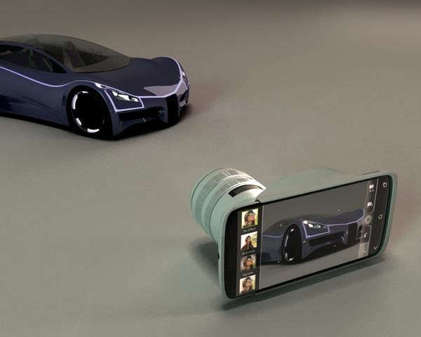 HTC One C 概念手机(五)