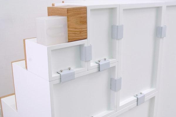 方便实用的子母柜(二)