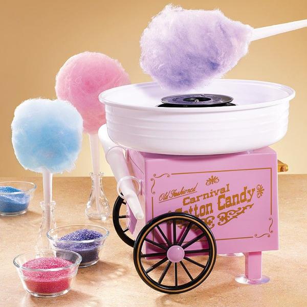 新奇的棉花糖机