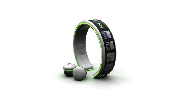 超概念的手环型触屏MP3(三)