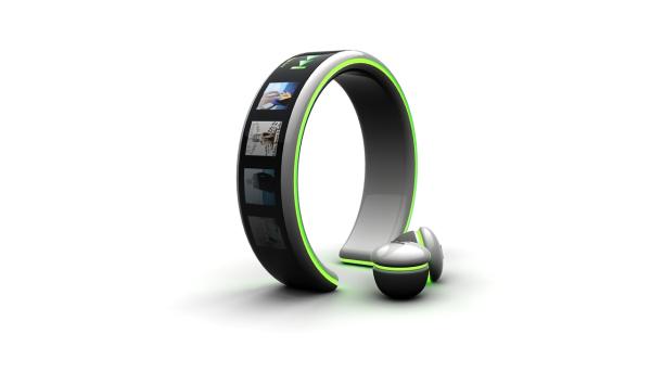 超概念的手环型触屏MP3(五)