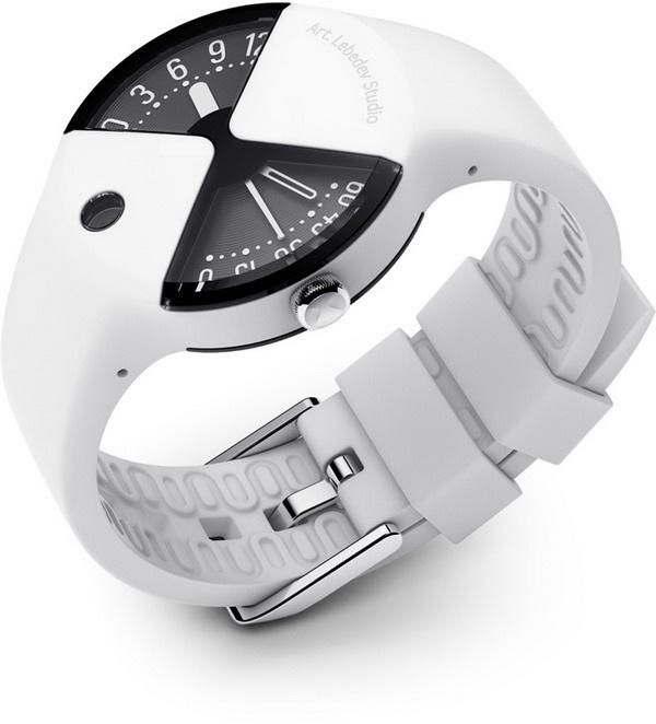 简约时尚的石英手表