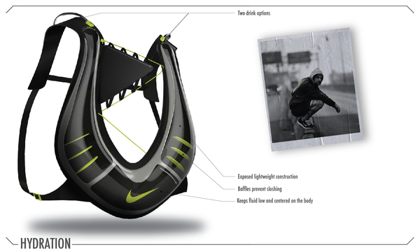 Nike运动水化包(二)