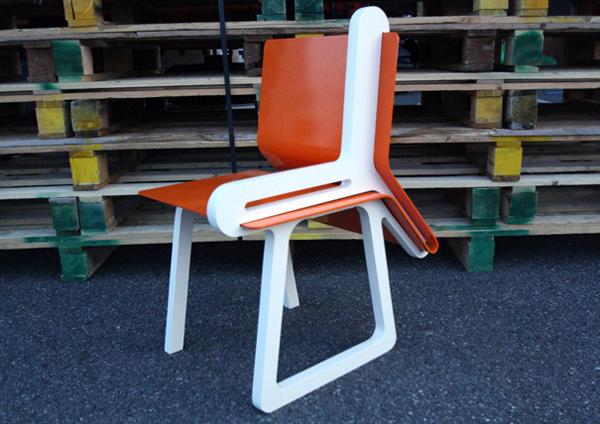 方便读书的椅子