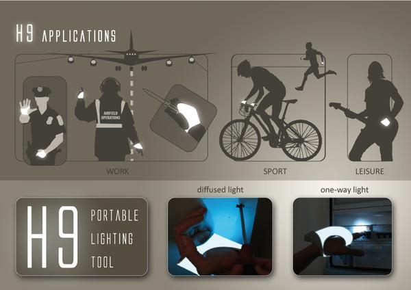 H9便携式照明工具(四)