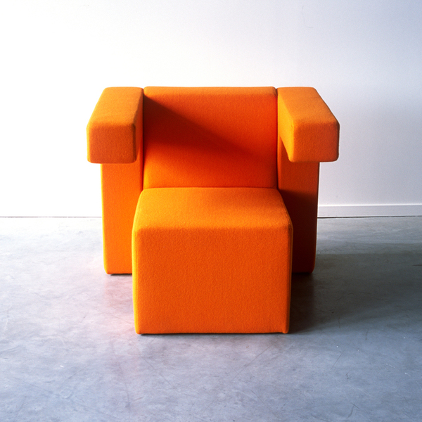 可以任意组合的创意多彩沙发(三)