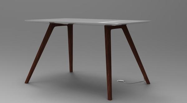 专属苹果的桌子(二)