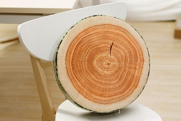 树墩仿真靠垫(二)