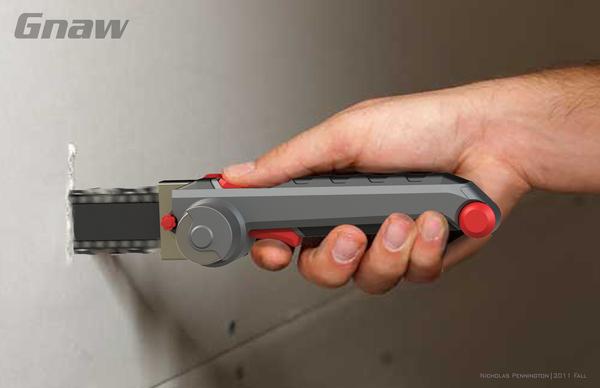 刀一样大的实用电锯