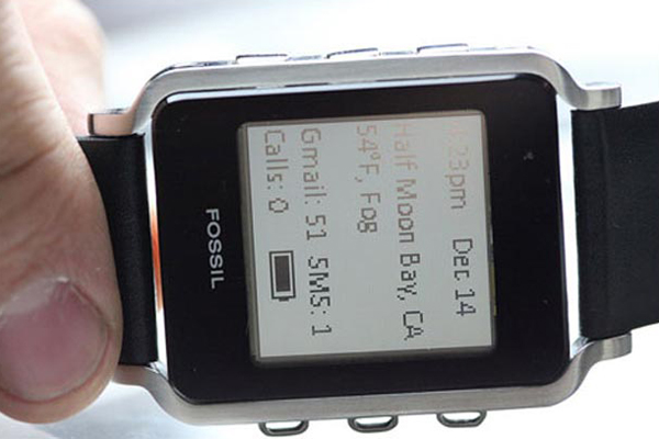Fossil 概念手表(二)