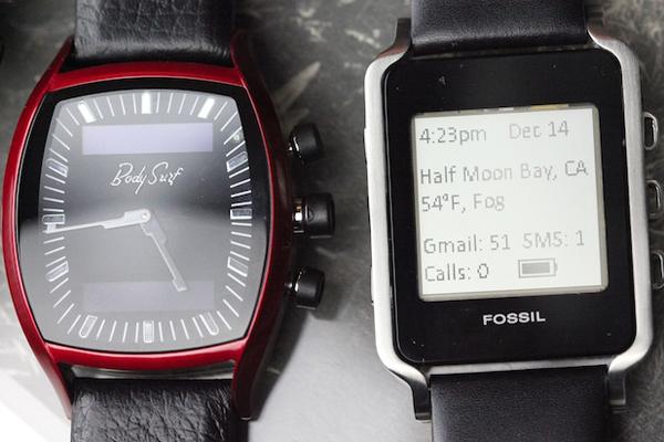 Fossil 概念手表(三)