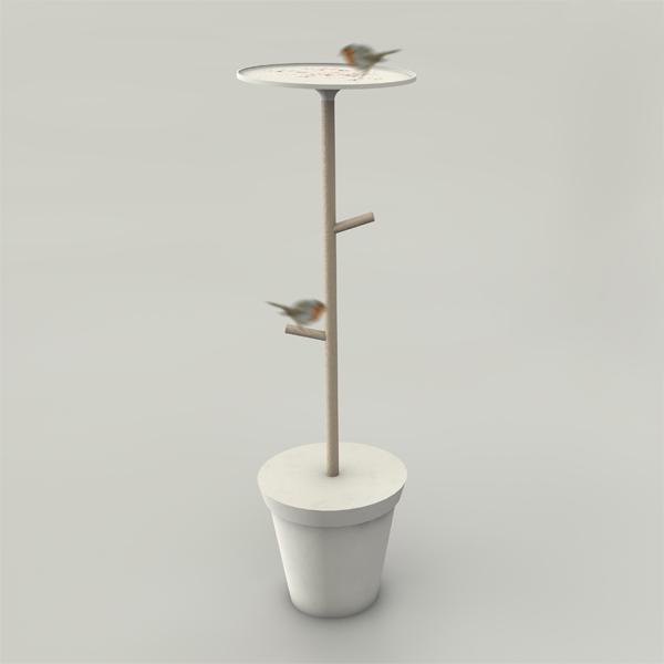 为鸟儿们设计的贴心落脚点(二)