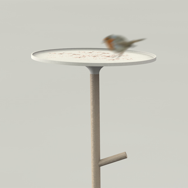 为鸟儿们设计的贴心落脚点(三)