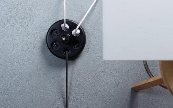 功能强大的排插理线器(五)