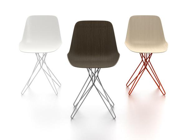 tfs铝合金车架造型优雅的椅子-玩意儿