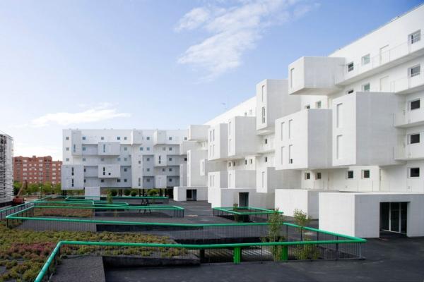 Dosmasuno 公寓楼(二)