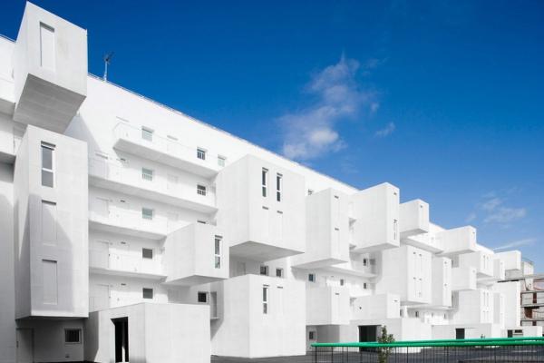 Dosmasuno 公寓楼(四)