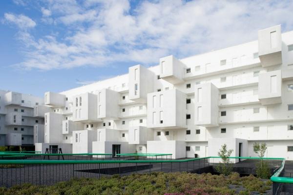 Dosmasuno 公寓楼