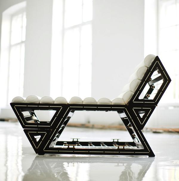 创意多变的变形金刚座椅(二)