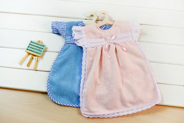 围裙样式的毛巾(二)