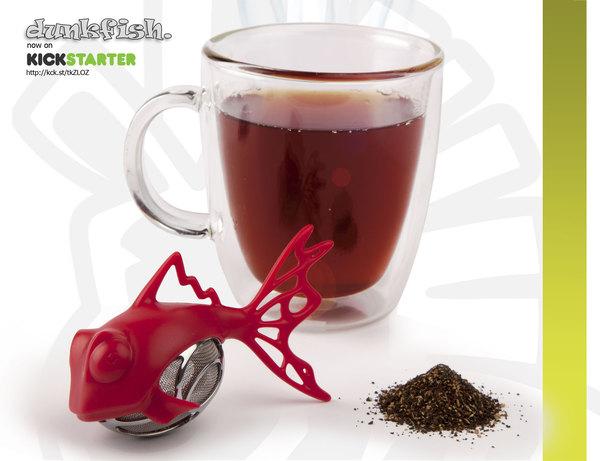 趣味盎然的茶叶分离器(三)