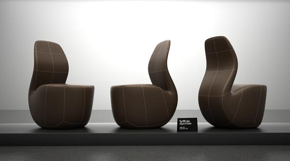 烟斗造型的椅子(二)