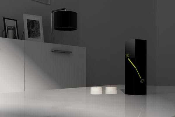 Monolith 概念时钟
