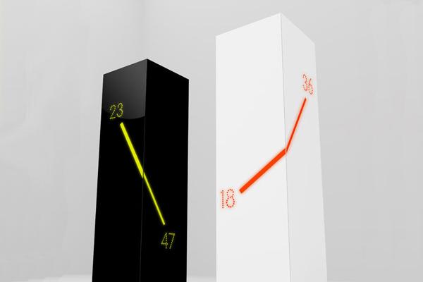 Monolith 概念时钟(二)