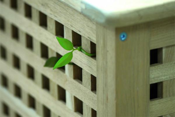 绿叶电线整理带(三)